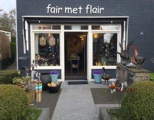 foto van de winkel
